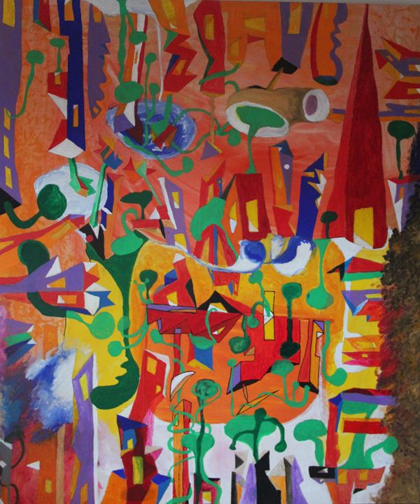 Philip K. Dick - Art&Gallery