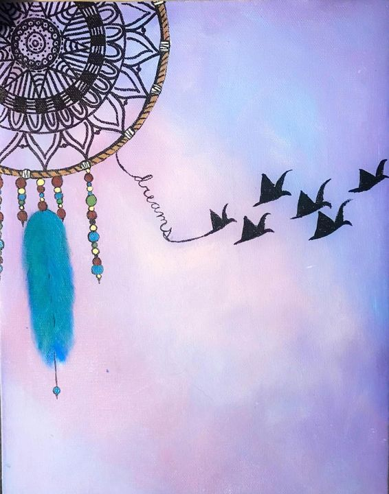 Dreaming of Peace - Heather Nicole