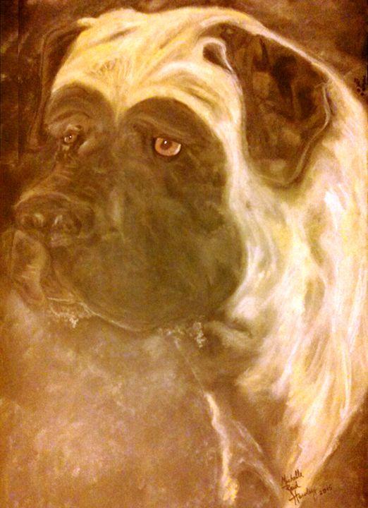 A Mastiff Oath - Michelle Reid~Hawley
