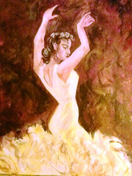 Spanish Dancer - Michelle Reid~Hawley
