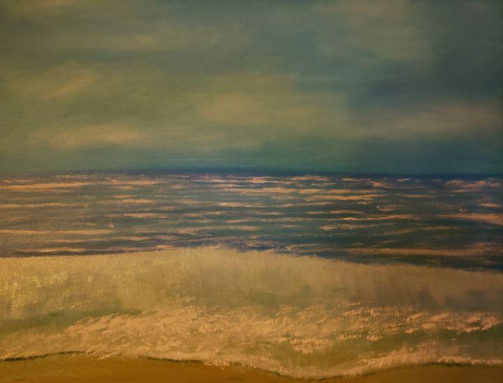 Ocean waves - Ron Skovron