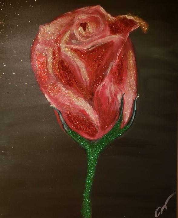 Young Rose - Ron Skovron