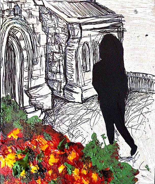 Flowers make my way - Mehul Rai