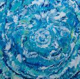 Original Abstract Acrylic Fluid Art