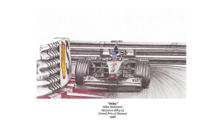 Mika - Obrohta Racing Art