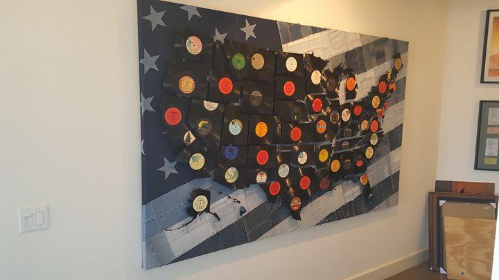 Record Map - Thomas Hindmon
