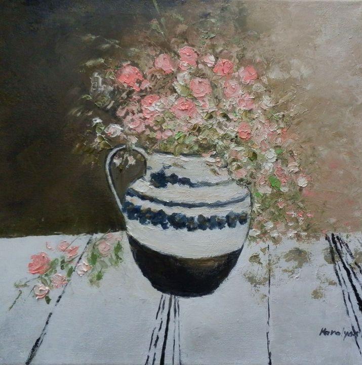 Summer flowers - Maria Karalyos