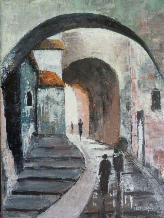 Under arcades - Maria Karalyos
