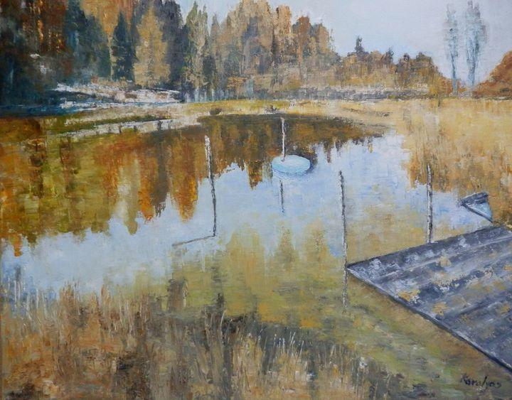 Rosia lake - Maria Karalyos