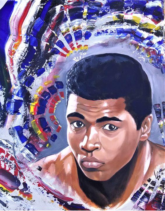 The Greatest - Luke Graves Art