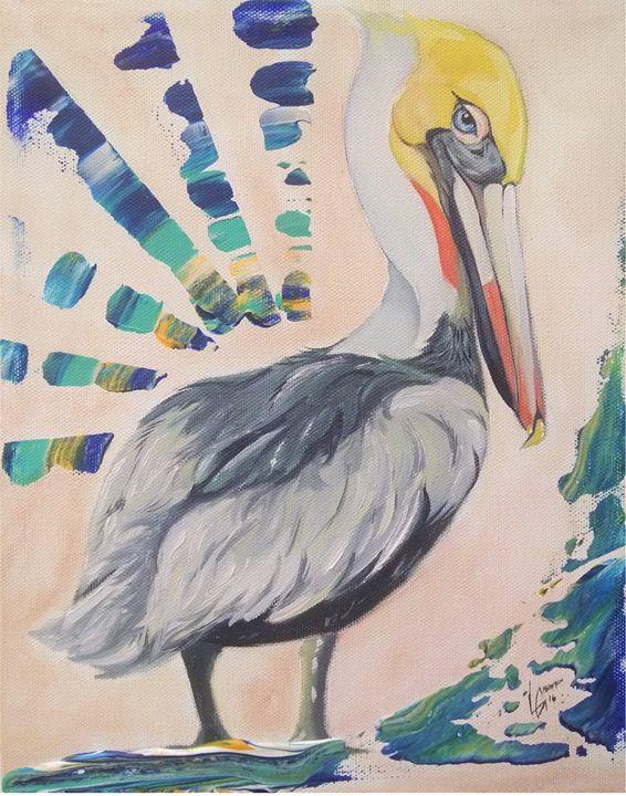 Pelican - Luke Graves Art