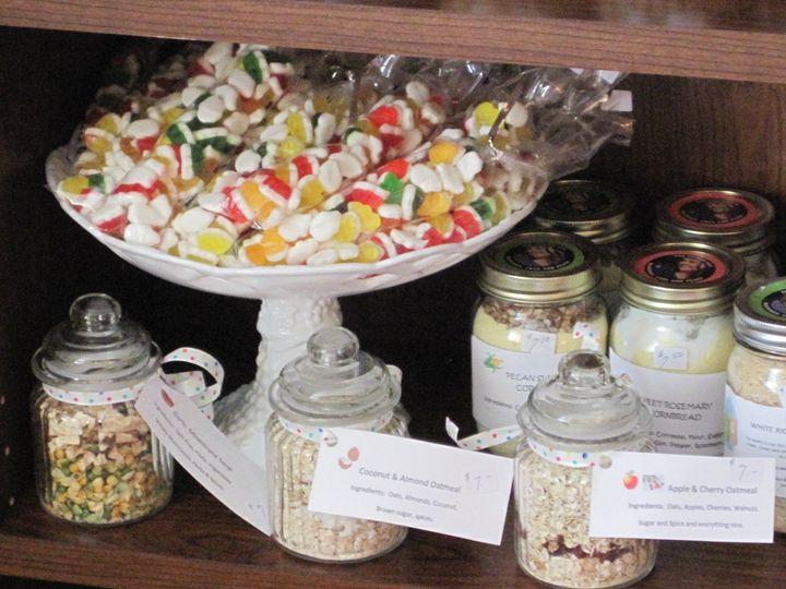 Homemade Goodies - ROC Impressions