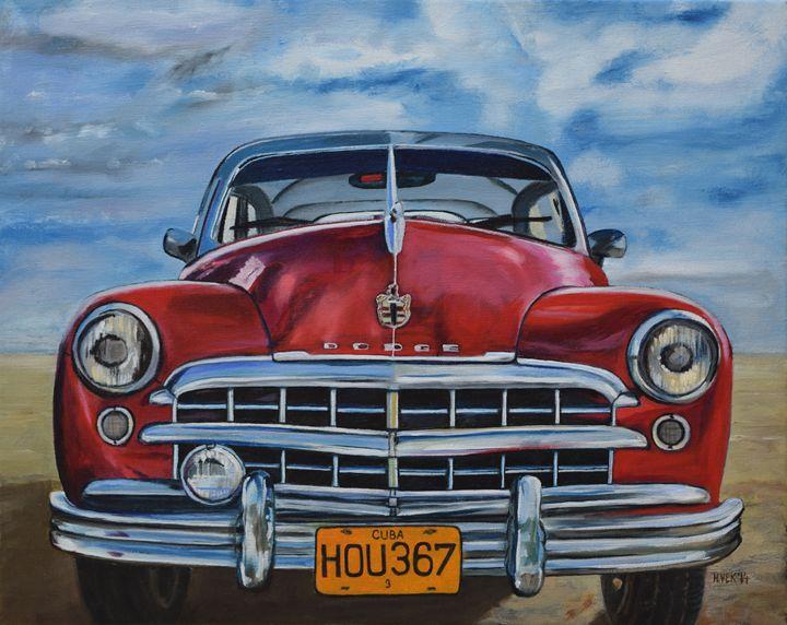 Cuban Car - Kev Houlihan