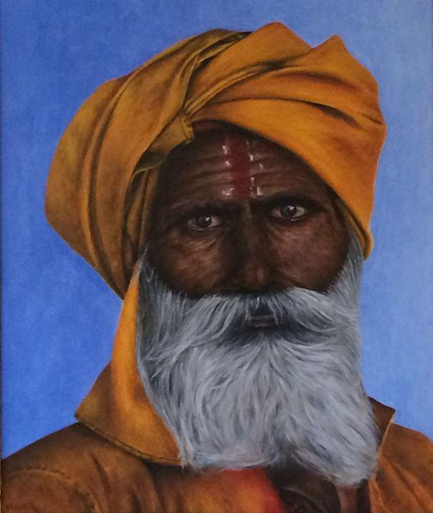 Old India - ARLEQUIN