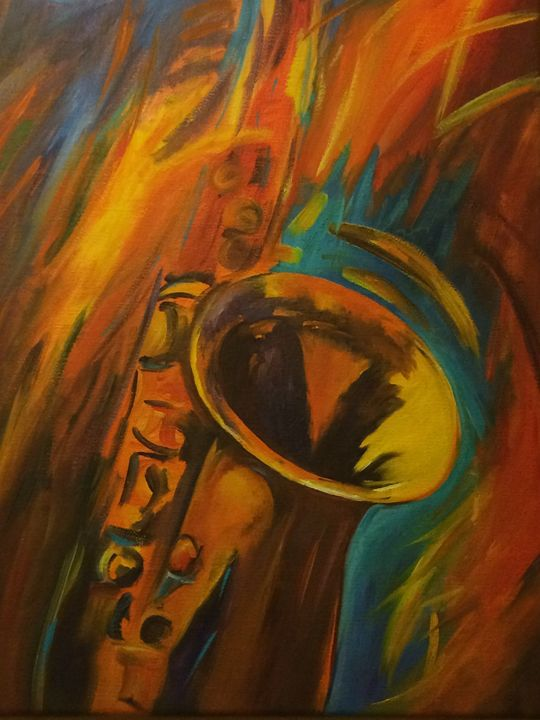 Saxophone - ARLEQUIN