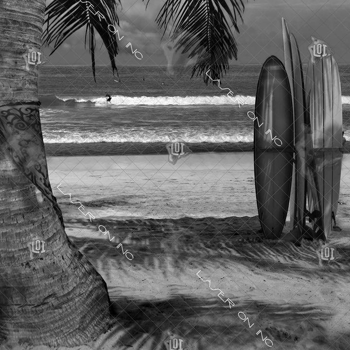 surf-beach-12in - Laser On Inc