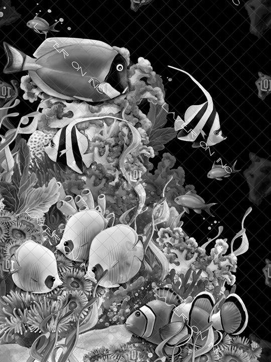 vertical-artfish-769-sd - Laser On Inc