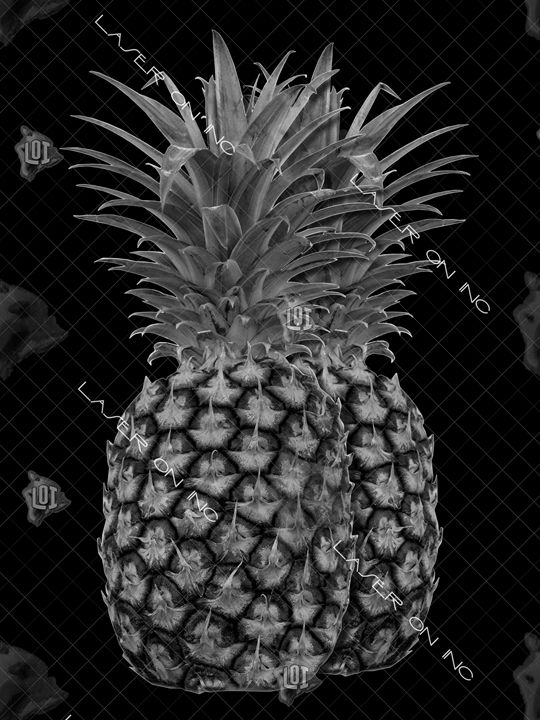 vertical-pineapples-sd - Laser On Inc