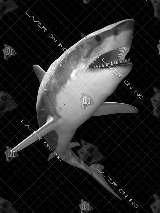 vertical-shark-hunt-sd - Laser On Inc