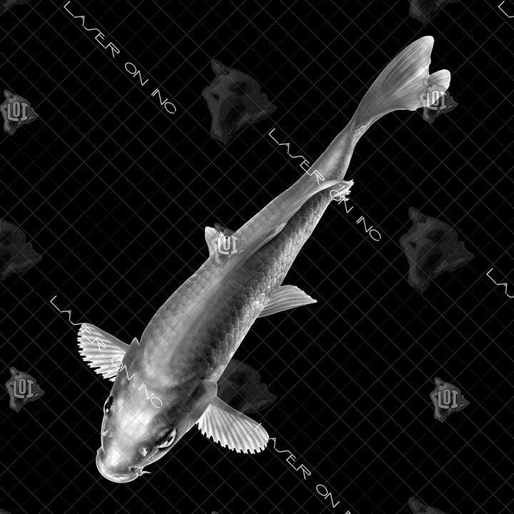 fish3680-12x12 - Laser On Inc