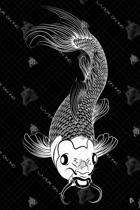 vertical-koi-art6-24 - Laser On Inc