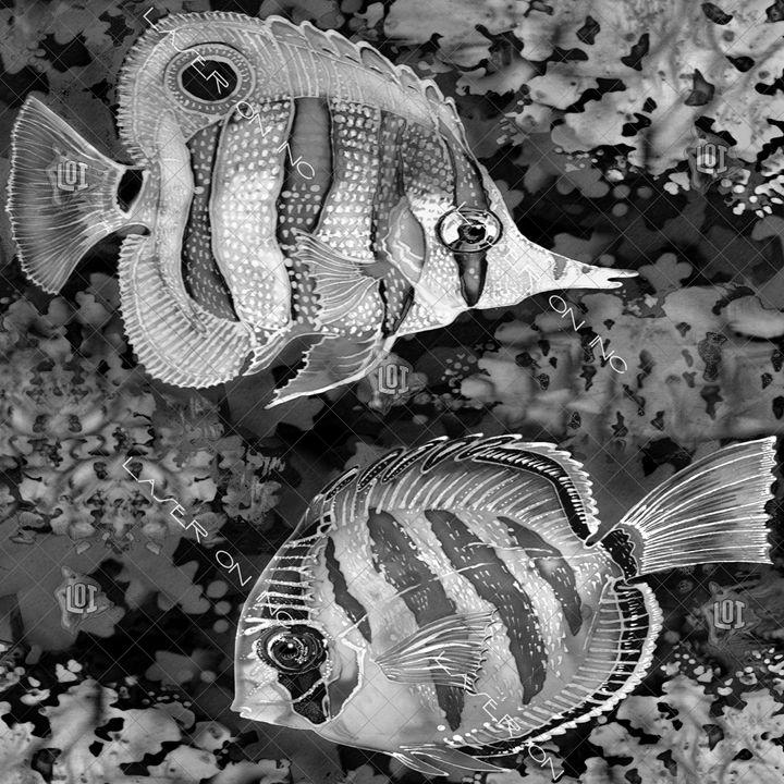 batikfish-12in - Laser On Inc
