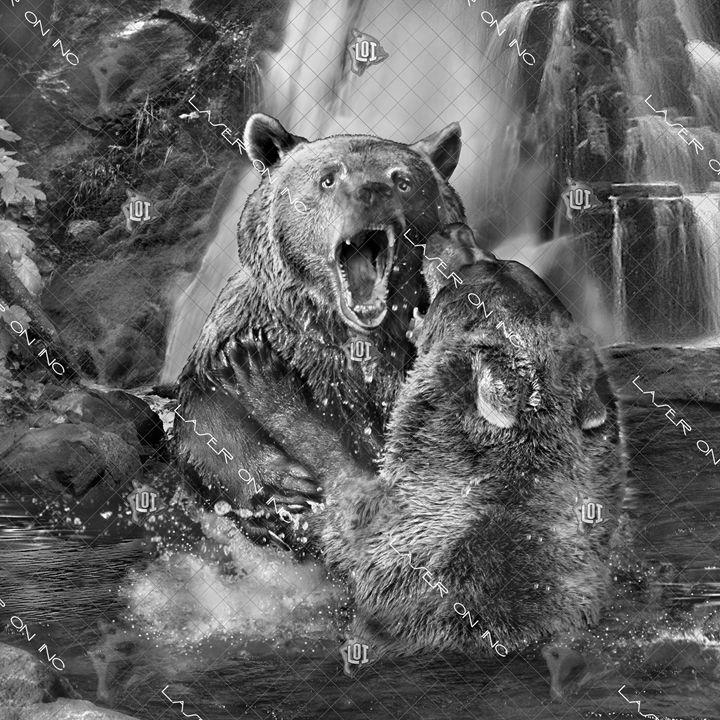 bears12in - Laser On Inc