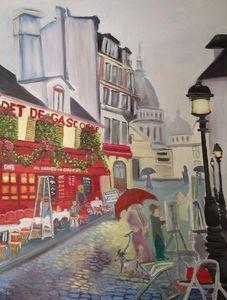 CADET de GASCOGNE, Paris