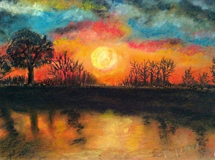 Sunset - Dee Art Gallery