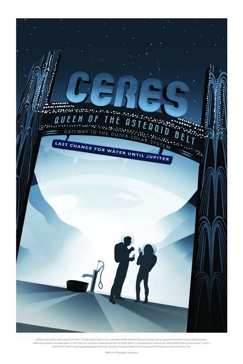 Ceres - Prints Diary