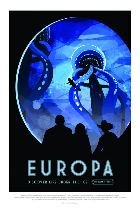 Europa - Prints Diary