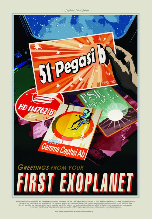 51 Pegasi b - Prints Diary