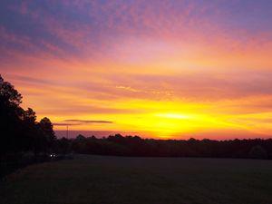 Good Friday Sunrise