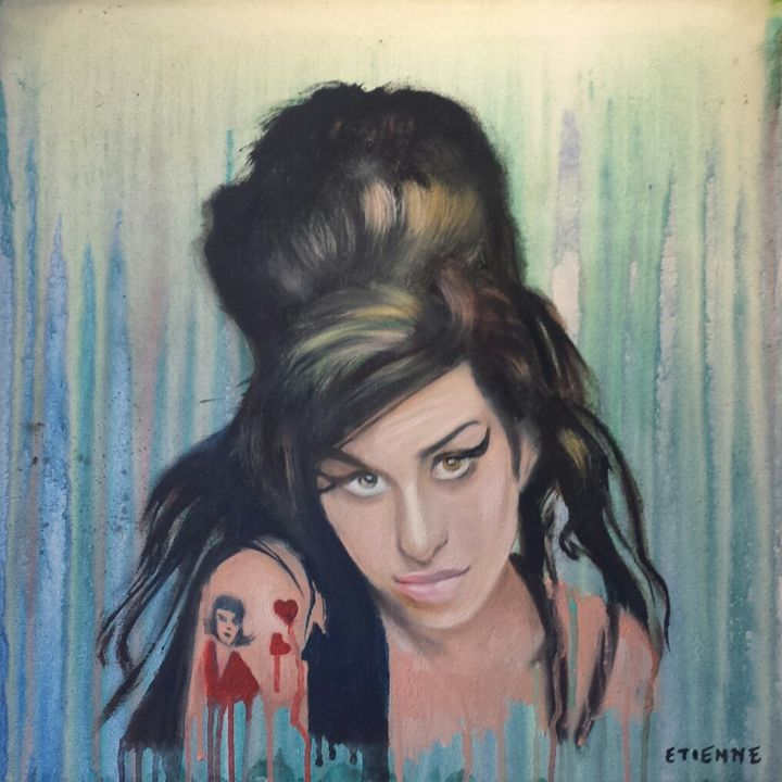 AW - Jason Etienne Art