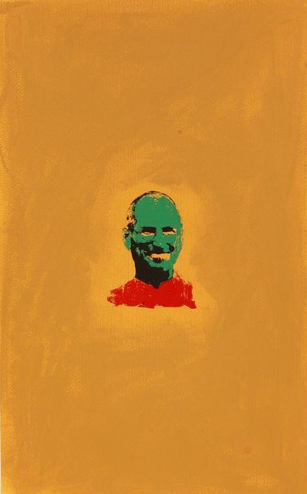 Gold Steve Jobs - Chutiphon