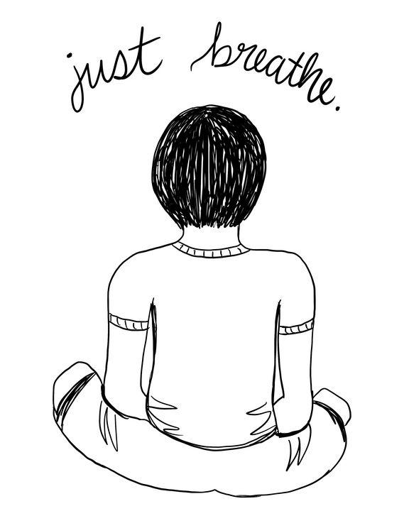 Just Breathe (for men) - M Gettinger Designs