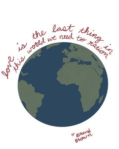 The Last Thing- Brené Brown quote