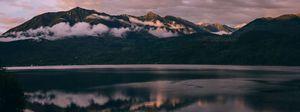 Idaho Peak and Selkirk Peak