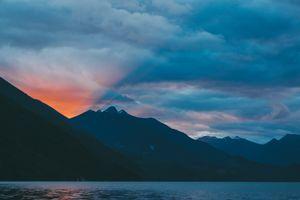 Sunset Over Valhalla