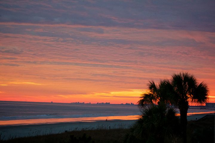 North Myrtle Sunset - Liquatic Photography