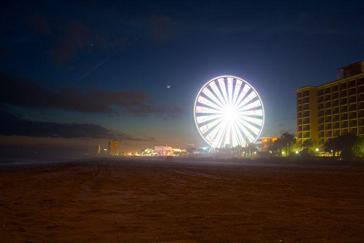 Skywheel #7 - Liquatic Photography