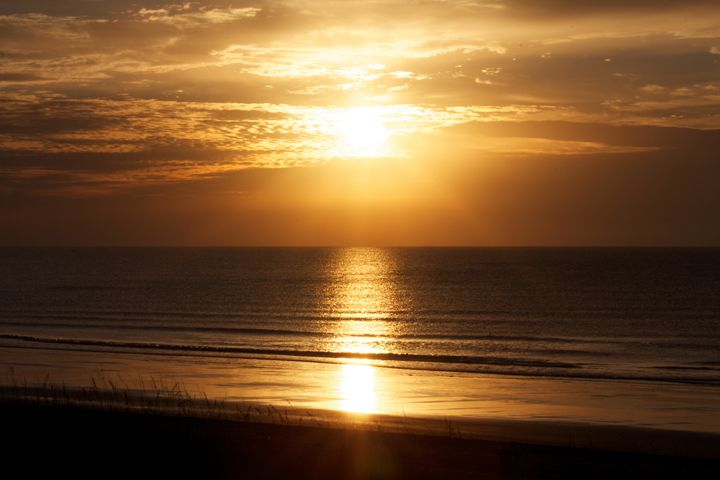 North Myrtle Beach Sunrise - Liquatic Photography