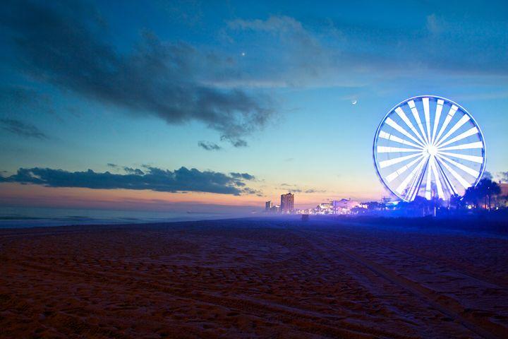 Skywheel #5 - Liquatic Photography