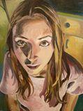 24X32 Oil Portrait of a Woman