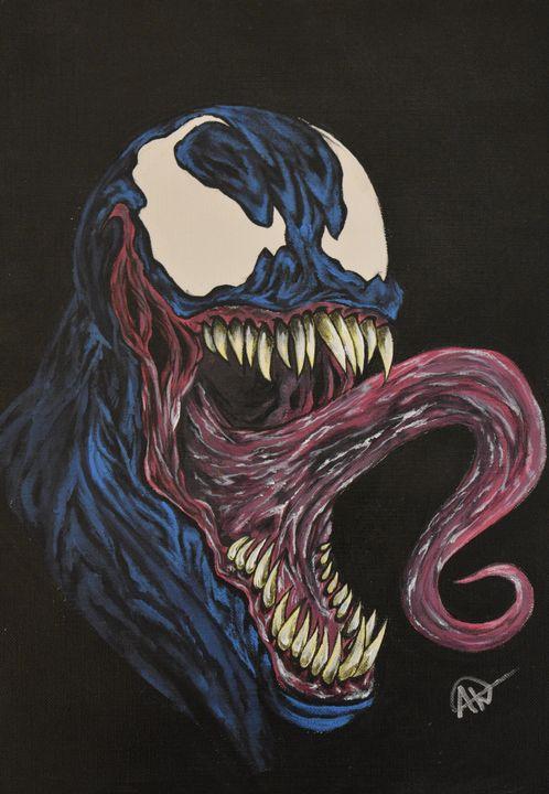 We are Venom - Ashwok Custom Art