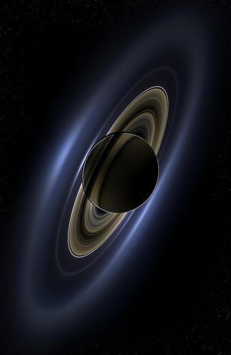 Saturn love - RockIlustra