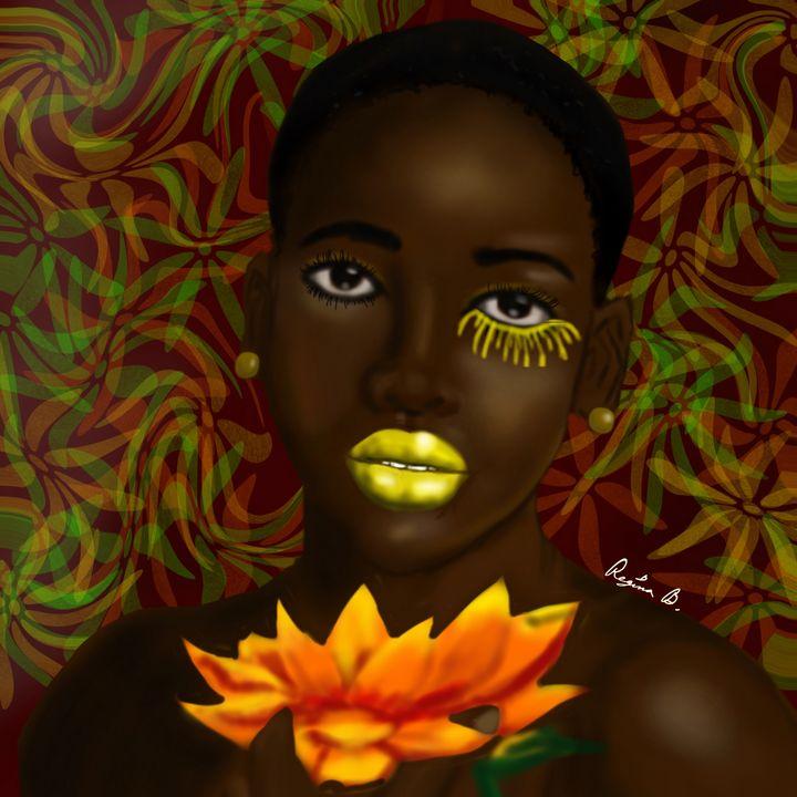 Spring Goddess - Regina Williams