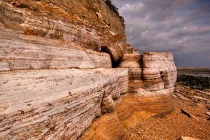 Cliff End Cliffs