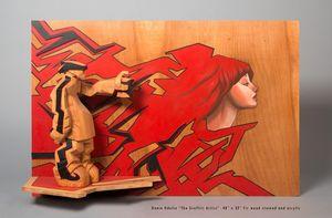 Graffiti Artist - Donie Odulio