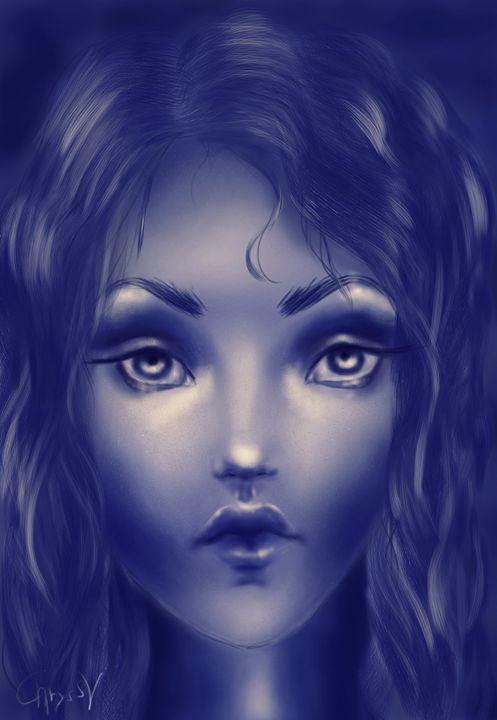 Amethyst Eyes - Chryss V